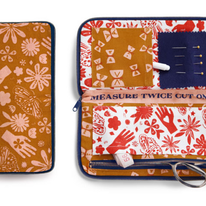 Ruby Star Society Sewing Wallet
