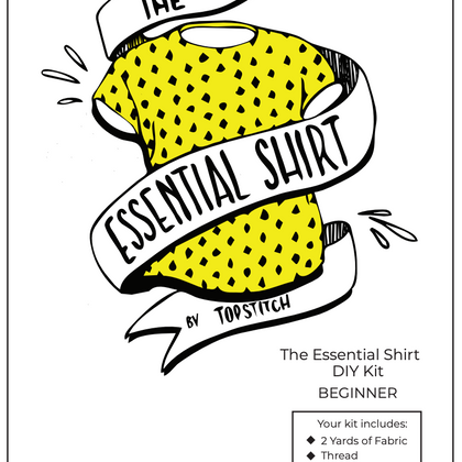 Essential Shirt DIY Sewing Kit