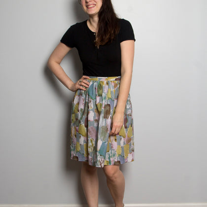 Advanced Beginner - Essential Skirt