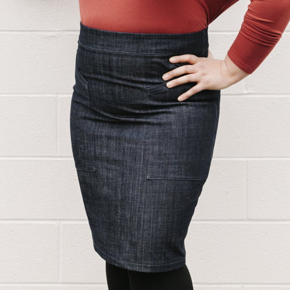 Alberta Pencil Skirt Pattern