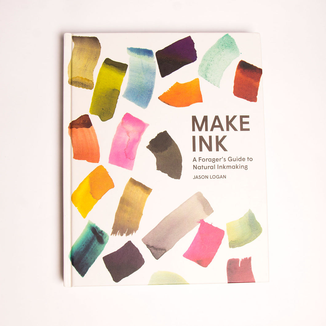 Make Ink: A Foragers Guide to Natural Inkmaking