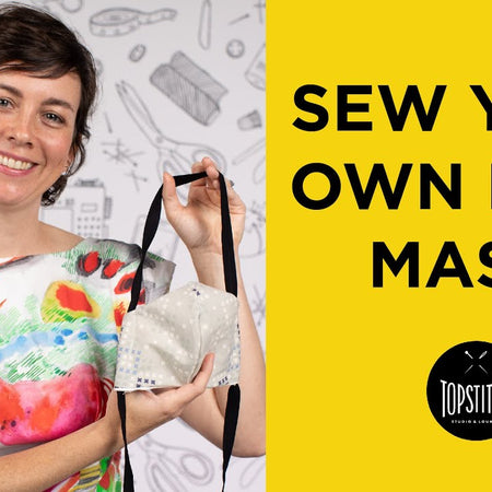Sew Your Own Face Mask!