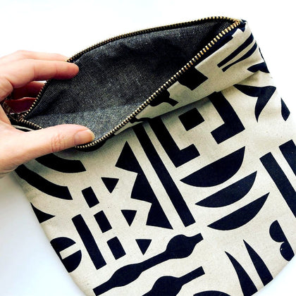 Intro to Sewing- Essential Clutch