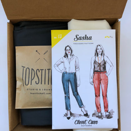 DIY Sewing Kit - Sasha Trousers