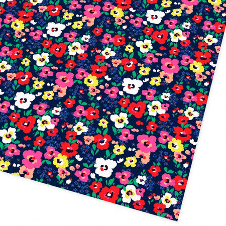 Bold Floral Wrapping Paper