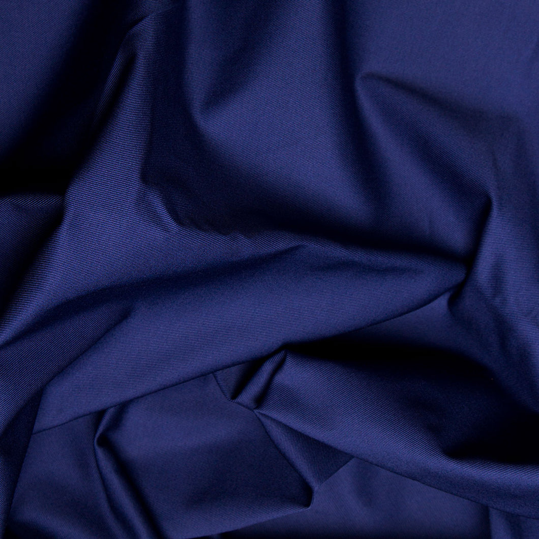 Jetsetter Stretch Twill- Navy - 1/2 yard