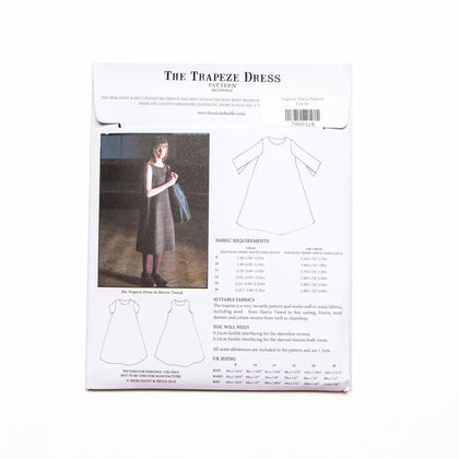 Trapeze Dress Pattern