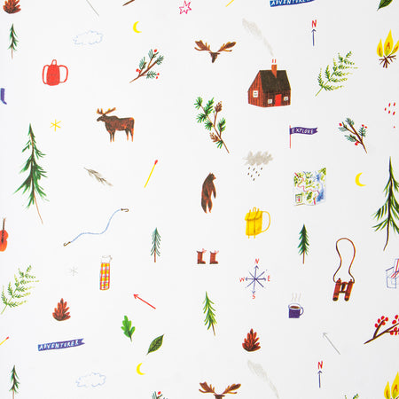 Alpine Wrapping Paper