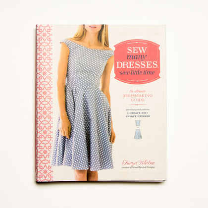 Sew Many Dresses, Sew Little Time
