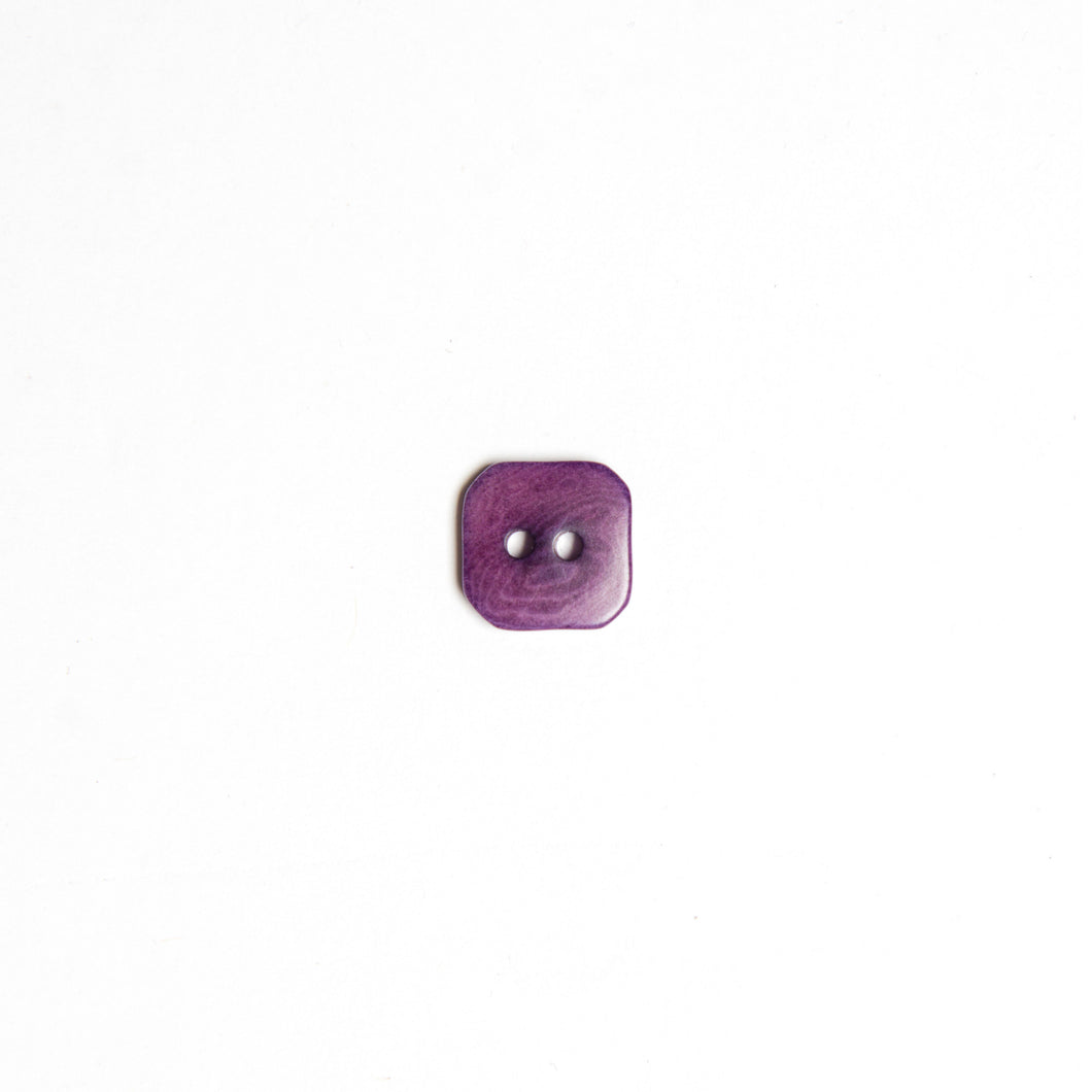 Purple Corozo Square