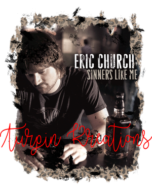 Eric Church Transfer