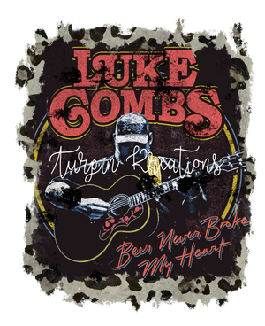 Luke Combs-broke my heart Transfer