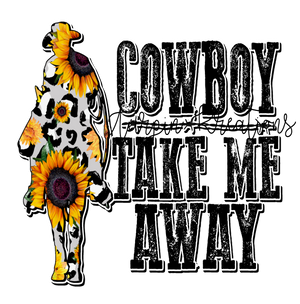 Cowboy Take me Away Transfer