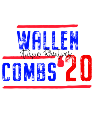 Wallen Combs 20 Transfer