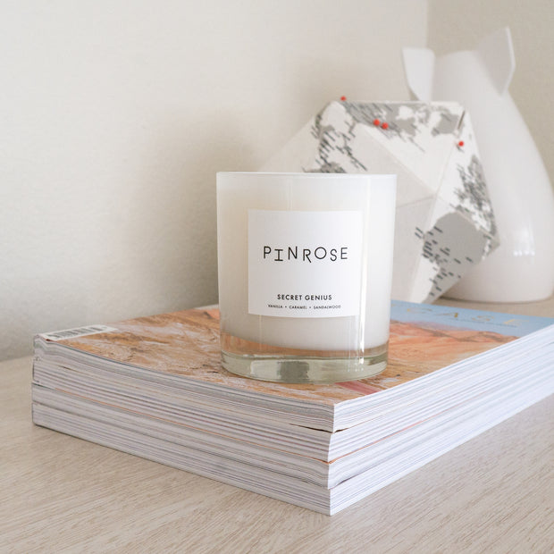Secret Genius Candle