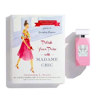 Mystical Misfit 50mL + Novel, Polish Your Poise with Madame Chic
