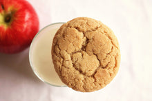 Apple Cider Cookies Tin (one dozen)