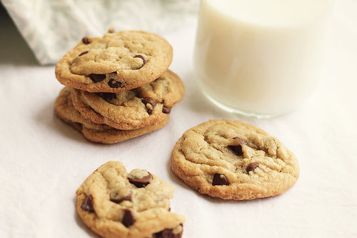 Chocolate Chip Cookies (one dozen)