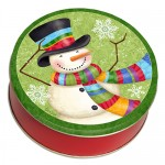 Maple Cookies Tin (one dozen)