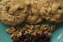 Cranberry Walnut Cookies (one dozen)