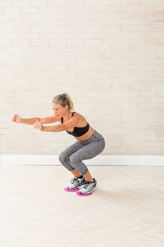 exercise slider burpee