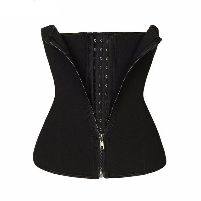 Hot Shaper Steel Boned Corset