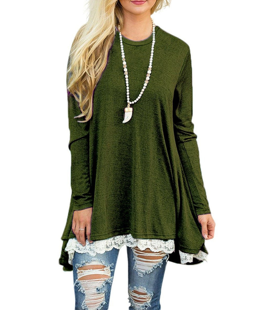 Streak Of Luck Tunic Top