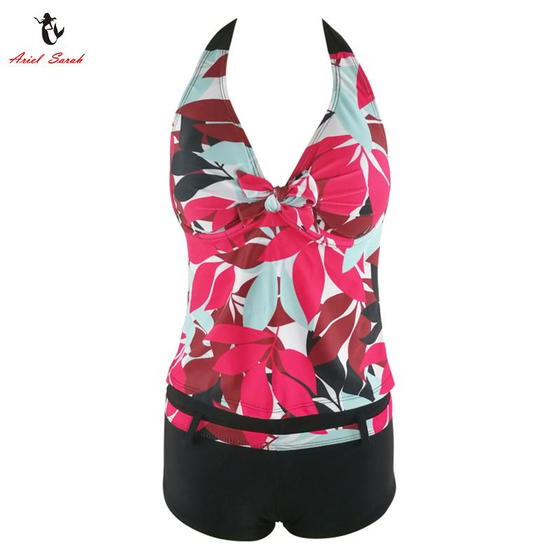 Sherry Plus Size Tankini Swimsuit