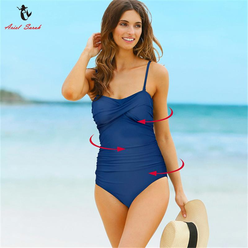 Jemma Plus Size One Piece Swimsuit