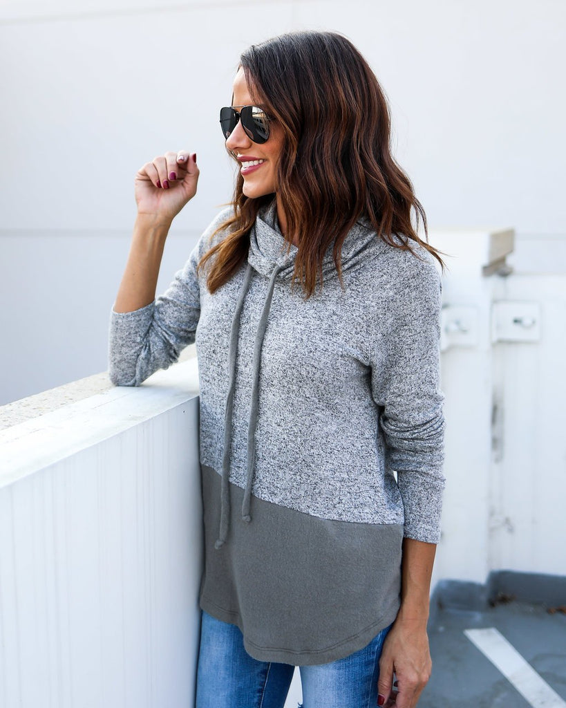 Abigail Casual Pullover