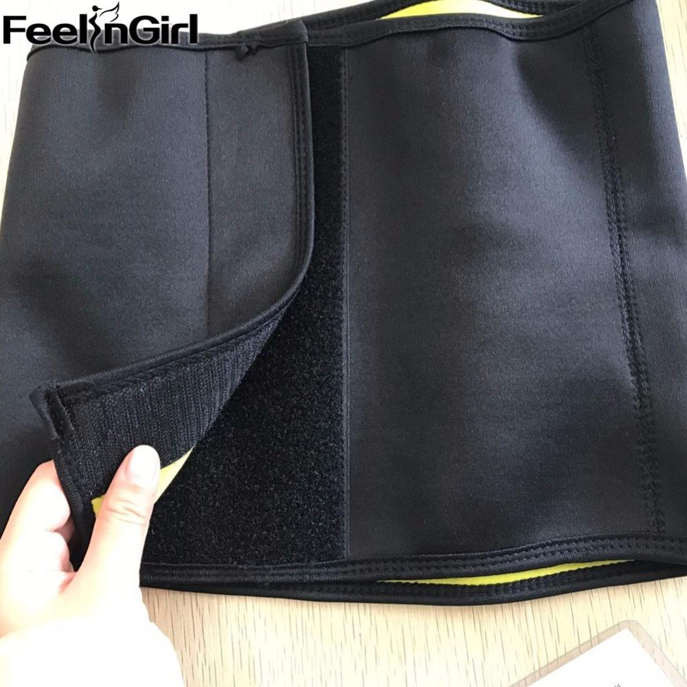 Hot Shaper Velcro Sweat Belt