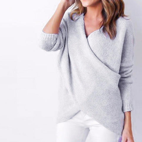 Dress To Impress Pullover - Gray