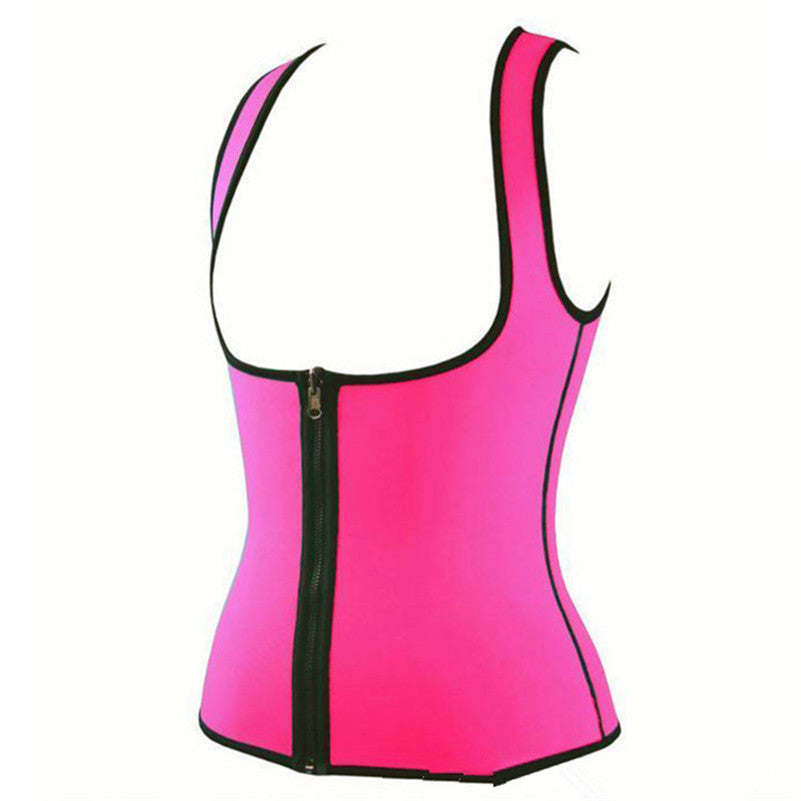 Body Shaper Fat Burning Neoprene Vest (S-2XL)