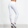 Image of Ashley Yoga Leggings with Mesh Panels