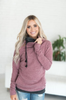 Image of Be Loved Hoodie - Berry