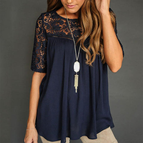 Marley Lace Top