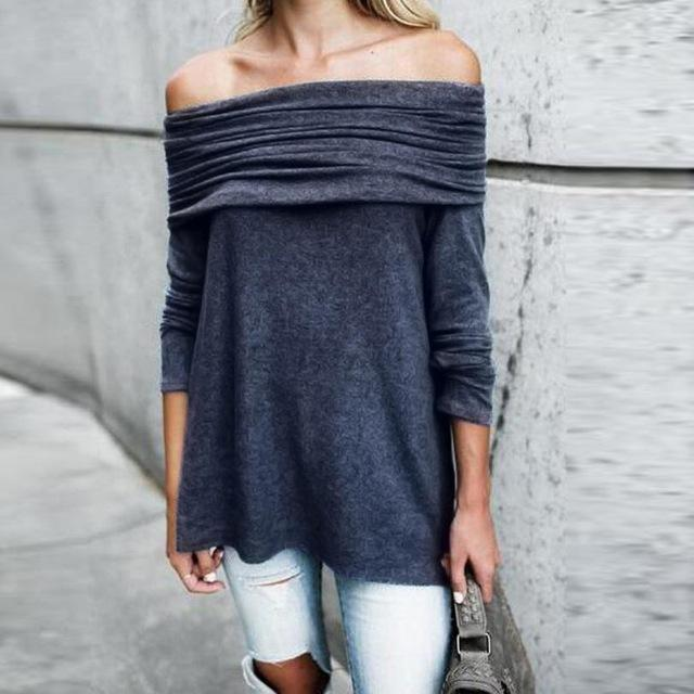 Juliet - Off The Shoulder Top