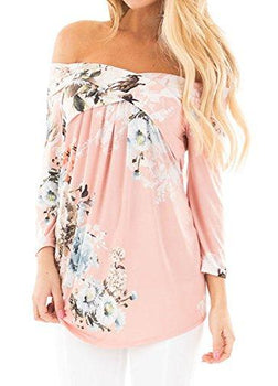 Calling The Shots Floral Top