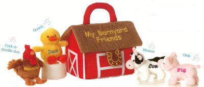 Barnyard Friends