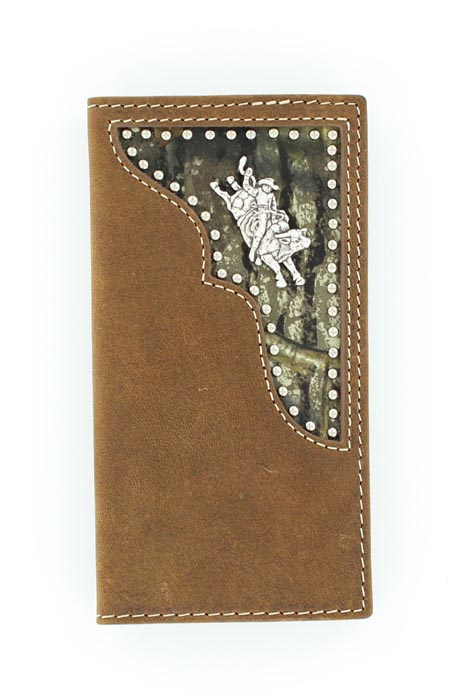 Camo Bull Youth Wallet