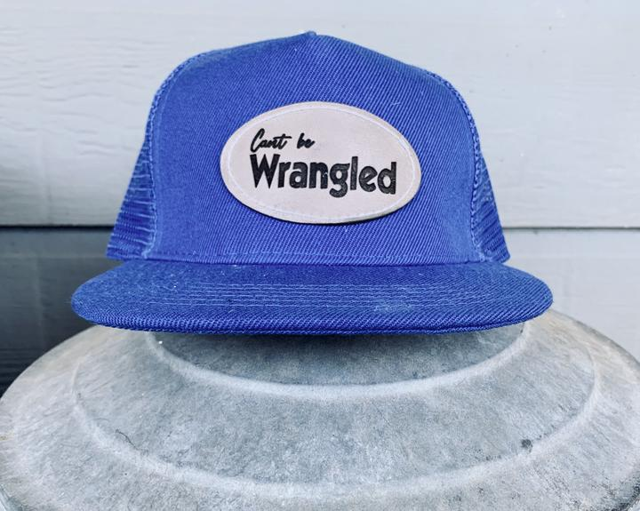 Can't Be Wrangled Infant Cap