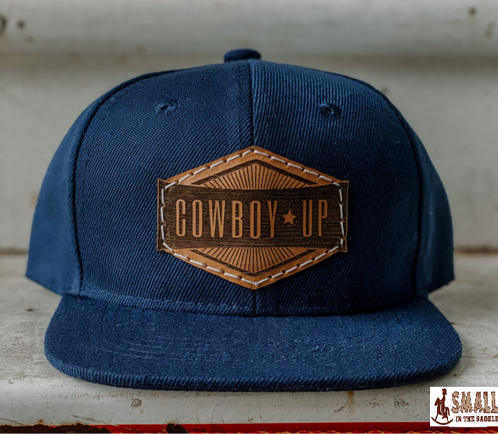 Cowboy Up Infant Cap