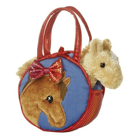 Pretty Pony Pet Carrier