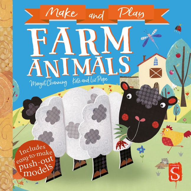 Farm Animals: Make & Play