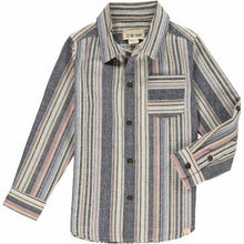 Darrel Multi Striped Shirt