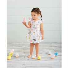 Farm Animal Muslin Dress