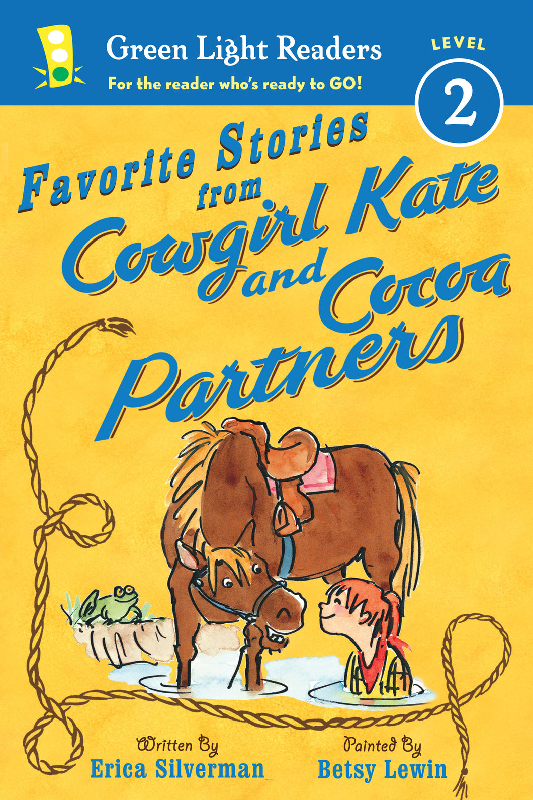 Favorite Stories from Cowgirl Kate and Cocoa: Partners