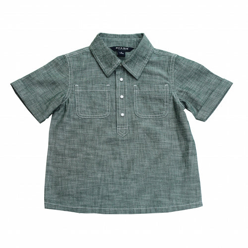 Ryan Green Chambray Shirt