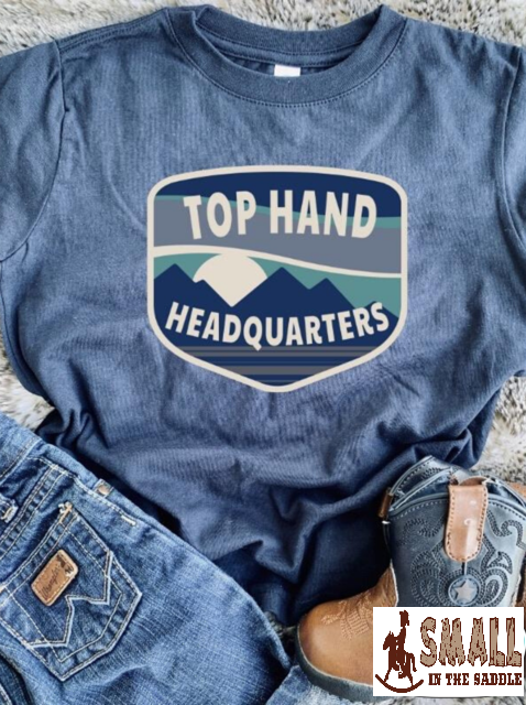 Top Hand Headquarters Tee