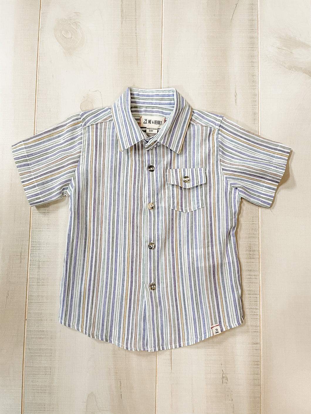 Lawrence Multi Woven Shirt